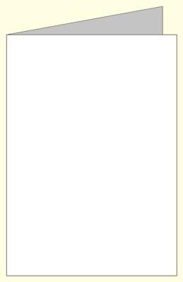 Briefumschlag, beige 125x176mm