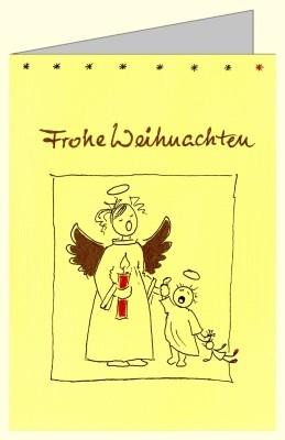 Decker, M. Frohe Weihnachten. MC