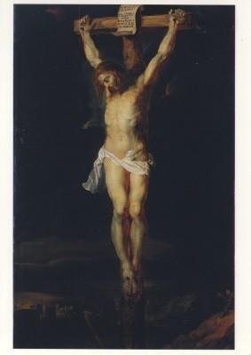 Peter Paul Rubens. Christus am Kreuz, um 1612