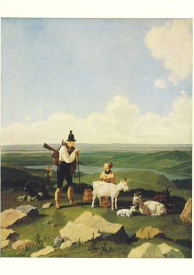 Kobell, W. Gemsjäger. KK