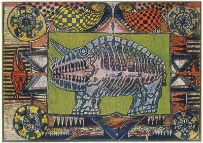 Schulthess, J. Der Traum vom Nashorn