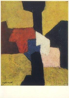 Poliakoff, S. Gelb, Schwarz, Rot und Weiß