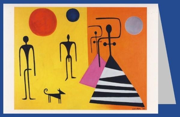 Alexander Calder. Ohne Titel, 1946
