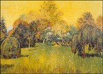 Gogh, V. Der Garten des Dichters. KK