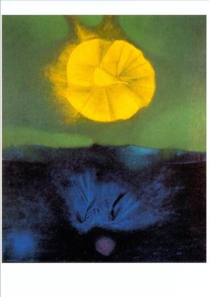 Max Ernst. Wenn d. Vernunft schläft, singen d. Sirenen,1960