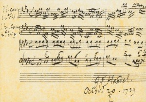 Händel, Georg-Friedrich. Concerto grosso.... KK