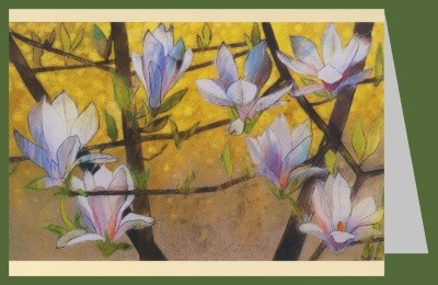 Loes Botman. Magnolia, 1968