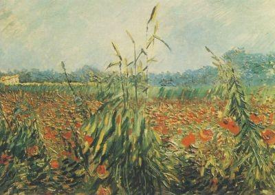 Getreidefeld, Gogh