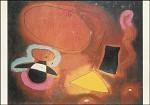 Joan Miró. Vogelflug bei Nacht. KK