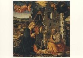 Geburt Christi, 2. Hälfte 15. Jh. KK