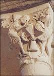 Romanisch. Die Mystische Mühle, um 1200. KK