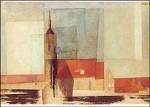 Lyonel Feininger. Ober-Reissen, 1924. KK
