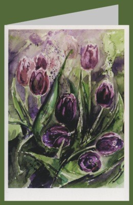 Wolfram Paul. Tulpen, 1997