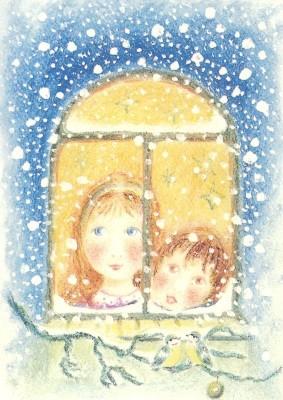 Hewel, A. Der erste Schnee. KK