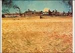 Gogh, V. Sommerabend in Arles. KK