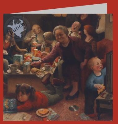 Marius van Dokkum. Bloated, 2008. 15x15-DK