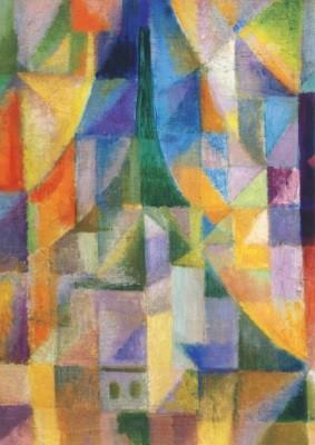 Robert Delaunay, Das Fenster, 1912