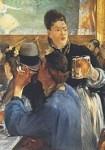 Edouard Manet. Ecke im Konzertcafé, 1878/79
