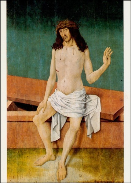 Frueau, Rueland. Christus als Schmerzensmann. KK