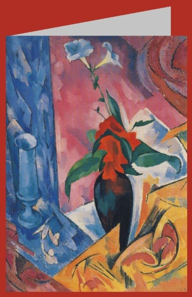Heinrich Nauen. Stillleben, 1920