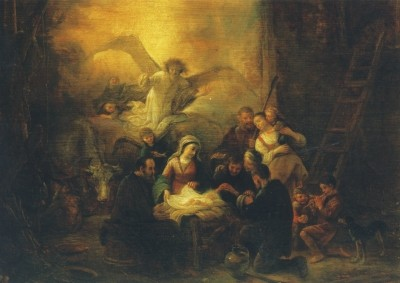 Jacob Willemsz de Wet d.Ä. Anbetung der Hirten