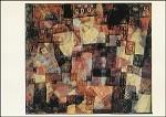 Paul Klee. 63 Versinkende Villen und aufsteigende Baracken