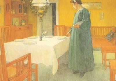 Der Schulhaushalt in Falun,Larsson
