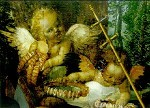 Albrecht Dürer. Rosenkranzfest. KK