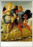 Andrea del Verroccio. Tobias und der Engel