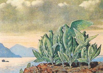 Magritte, R. Die Schatzinsel