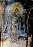 Byzantinisch. Engel des Tages. Rumänisch. KK