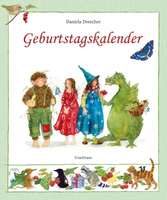 Daniela Drescher. Geburtstagskalender