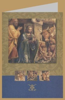 Luini, B. Geburt Christi. DK