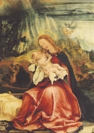 Grünewald, M. Maria mit dem Kind