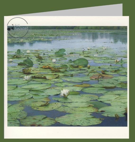 Frima, Joke. Stilles Wasser, 2003. 15x15-DK