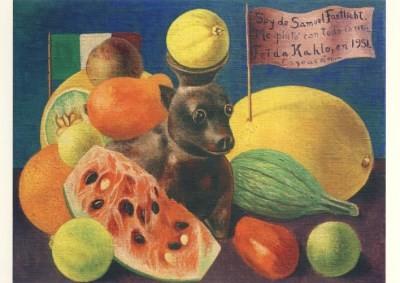 Frida Kahlo. Stillleben, 1951