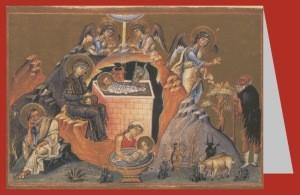 Geburt Christi, Ende 10. Jh. DK