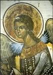 Byzantinisch. Engel. KK