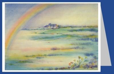 Reich, Ursula. Das Gänseblümchen und der Regenbogen. DK