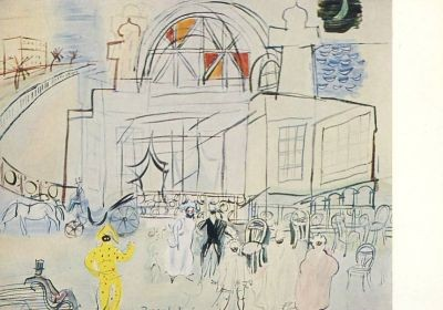 Raoul Dufy. Karneval in Nizza