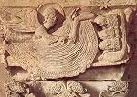 Traum der Könige, 12. Jh. Kathedrale, Autun. KK