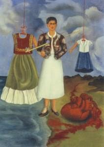 Frida Kahlo. Recuerdo, 1937
