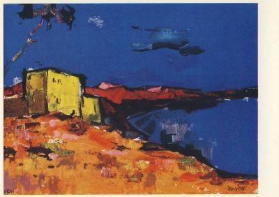 Harder-Khasan, A. Küste am Libanon
