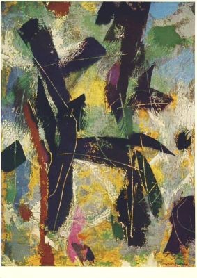 Werner, T. Bild XVIII, 1958. KK