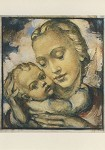 Hummel, M.I. Madonna mit Kind, 1940/44. KK