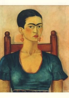 Frida Kahlo. Selbstporträt, 1930