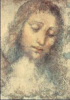 Leonardo da Vinci. Christus aus dem Abendmahl. KK