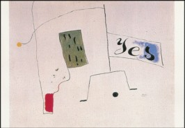 Joan Miró. Composition, 1927. KK