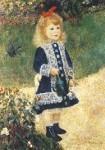 Mädchen mit Gießkanne, Renoir