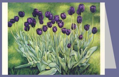 Peter Breeden. Schwarze Tulpen, 2002